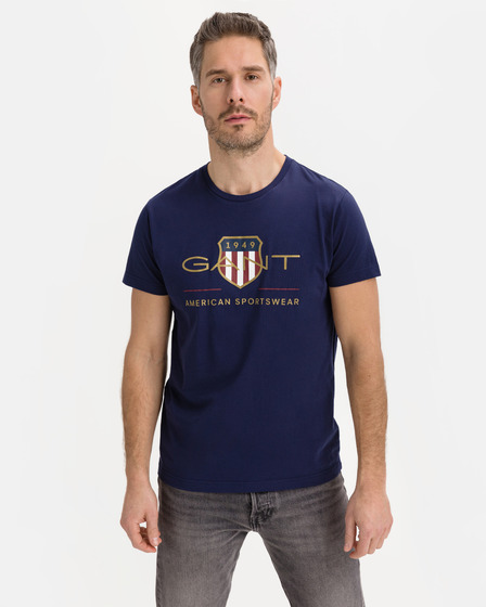 Gant D.2 Archive Shield Tricou